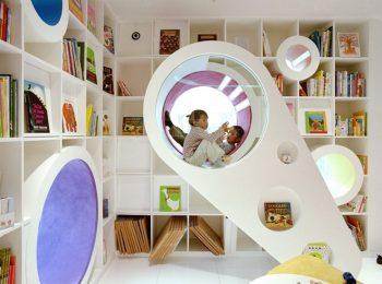 La libreria dei sogni si trova a Pechino. Ed è rigorosamente solo per bambini