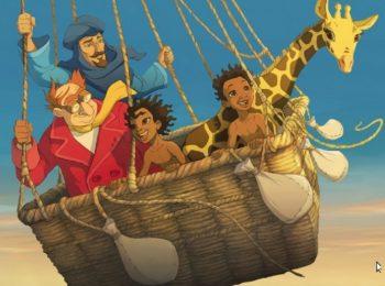 Le avventure di Zarafa, un cartone adatto a tutti
