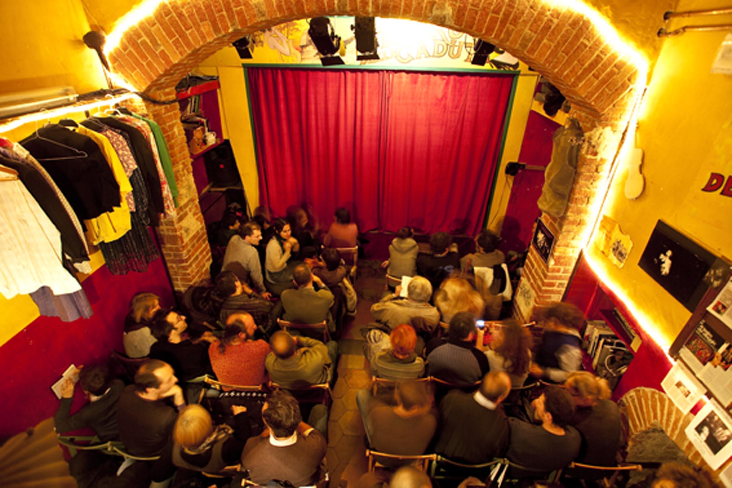 Teatro e Caffé della Caduta – Torino