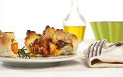 Tortini zucca olive