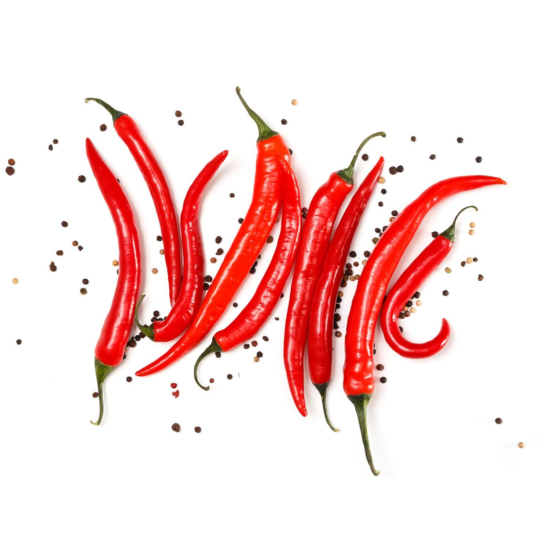La capsaicina spiega perché il peperoncino è piccante