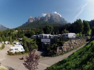 giovanigenitori - camping alpe di siusi panorama