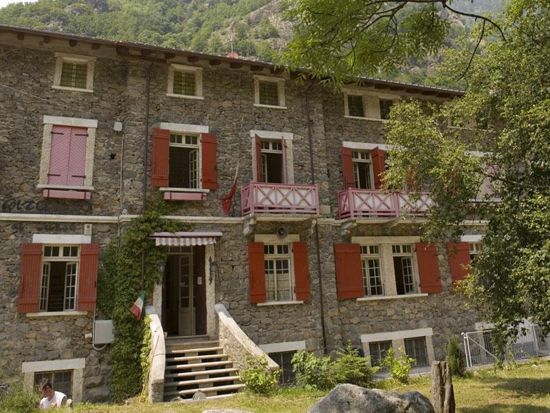 Casa Alpina Giraudo – Sant'Anna di Valdieri (CN)