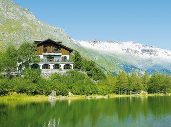 Chalet sul lago – Moncenisio (TO)