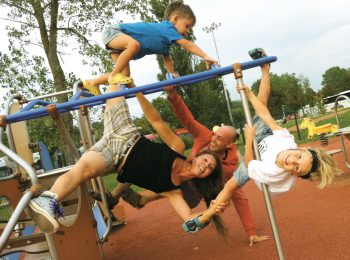 Equilibrismi di famiglia