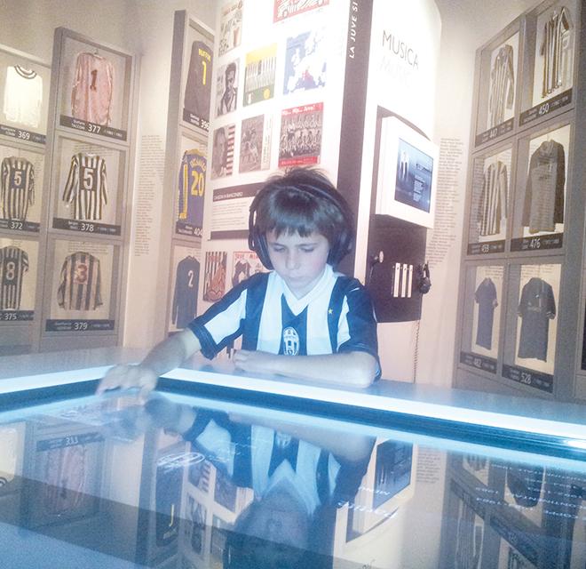 Juventus Museum - Torino