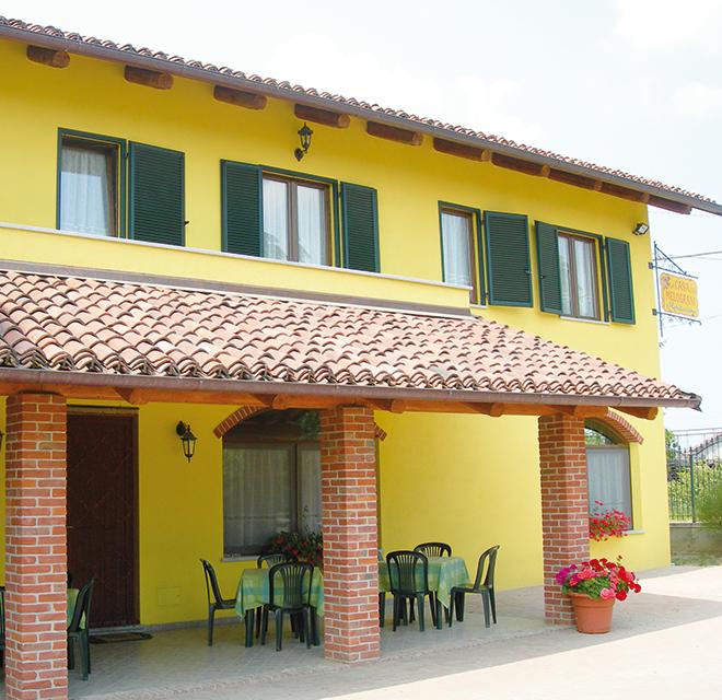 La Casa dei Melograni – Buttigliera d'Asti (AT)