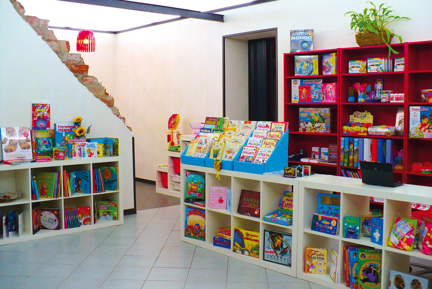 Il gatto immaginario Libreria – Torino