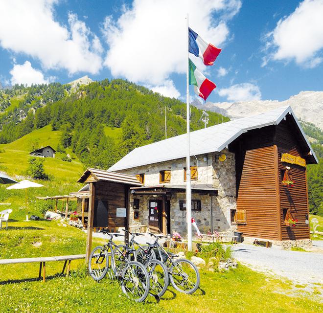 Rifugio Terzo Alpini – Névache (Francia)
