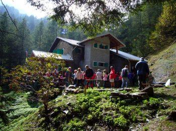 Rifugio Val Gravio – San Giorio di Susa (TO)