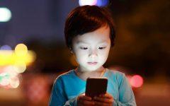 genitore separato telefono figli