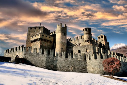 Castello di Fénis – Fénis (AO)