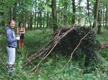 La capanna nel bosco