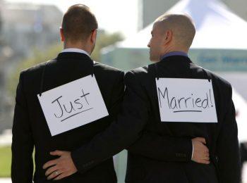 Matrimoni omosessuali