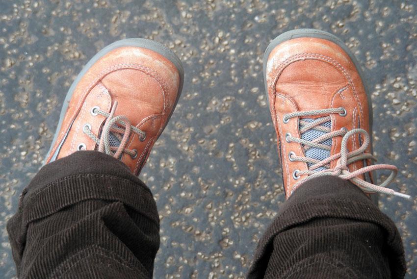 Le scarpe correttive