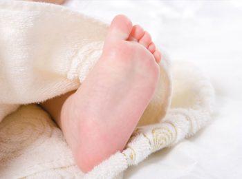 Piccoli problemi di piedi