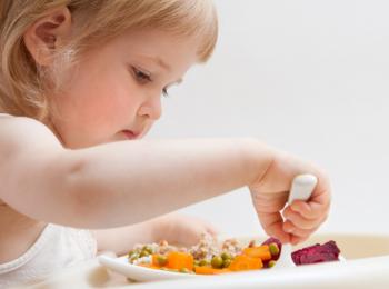 Quando i bambini non mangiano