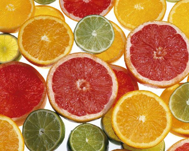 Vitamina C e dita sovrapposte
