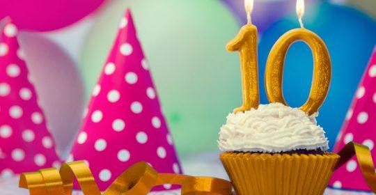 Dieci anni preadolescenza