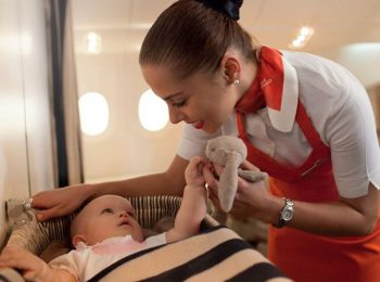 Flying nannies