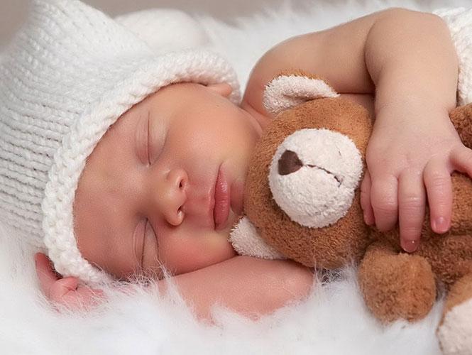 tranquillizzare il bebè