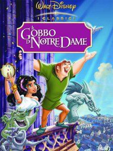 Parigi bambini il gobbo di Notre Dame