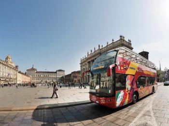 Il City Sightseeing di Torino porta alla Venaria e allo Juventus stadium