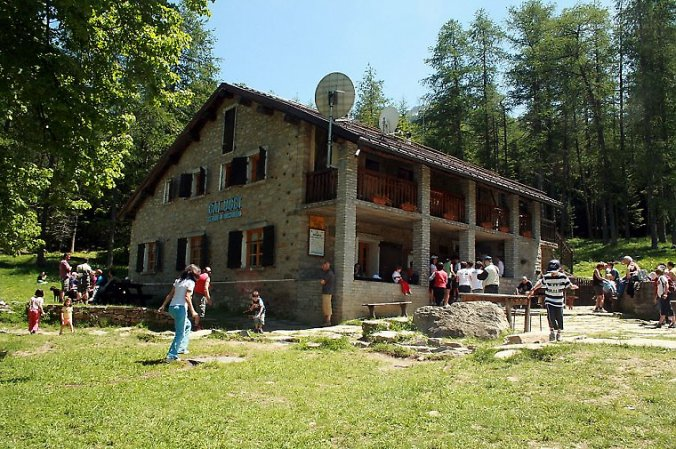 Rifugio Amprimo – Bussoleno (TO)