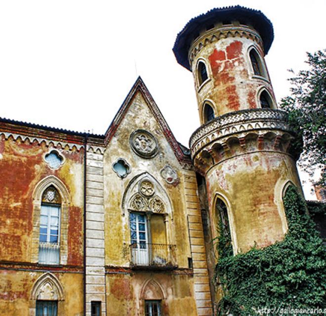 Castello di Miradolo – San Secondo di Pinerolo (TO)