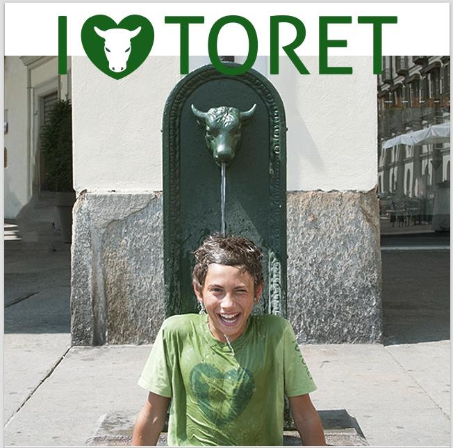 I love Toret – Torino