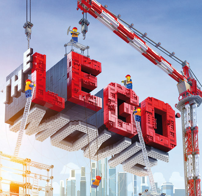 The Lego film