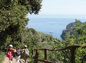 Campi estivi in Liguria