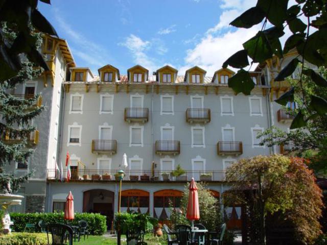Grand Hotel Ala di Stura – Ala di Stura (TO)