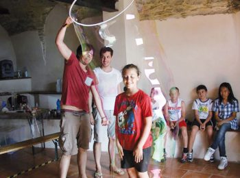 Science Camp 2014