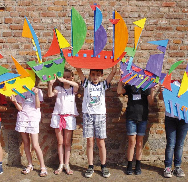 Summer School al Castello di Rivoli