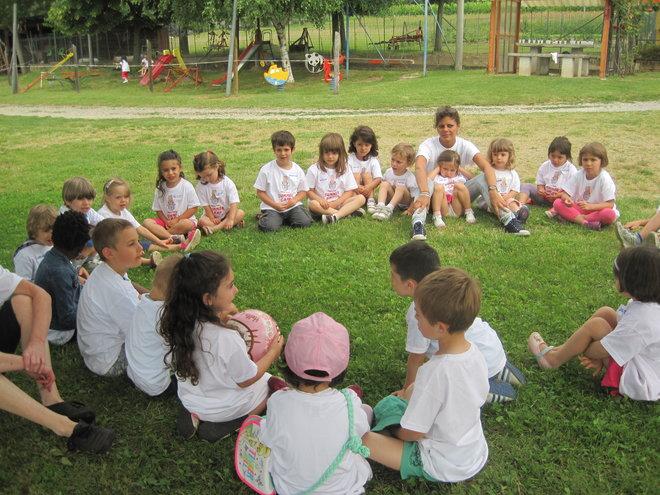 English Camp a Cantalupa