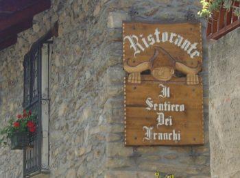 Il Sentiero dei Franchi – Sant'Antonino di Susa (TO)