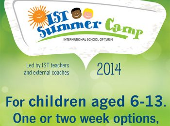 IST Summer Camp 2014