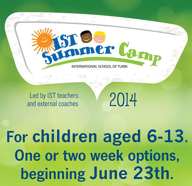 IST Summer Camp 2014