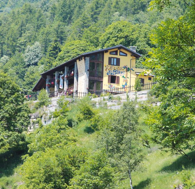Rifugio La Jumarre – Angrogna (TO)