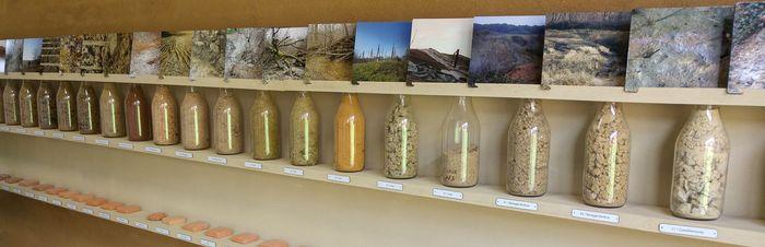 munlab museo argilla cambiano