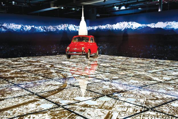 MAUTO – Museo Nazionale dell'Automobile – Torino