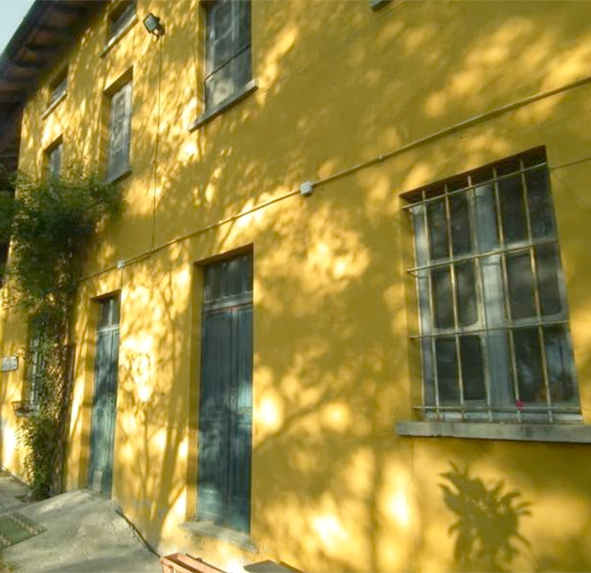 Casa del Bosco in Collina – Rocca De' Giorgi (PV)