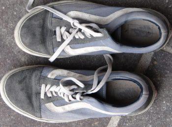 Non buttare quella scarpa