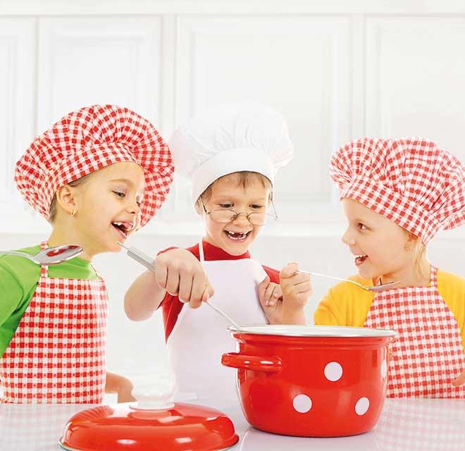 cucinare è un gioco da ragazzi - giovani genitori - Gioco Da Cucinare