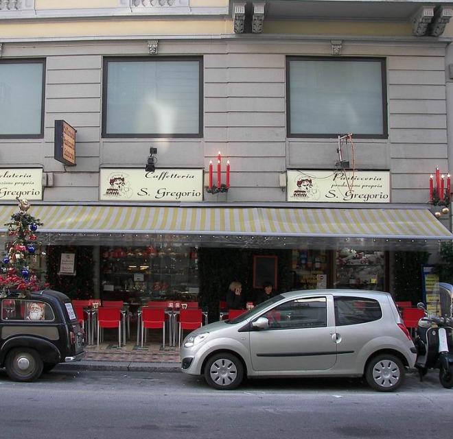 Pasticceria San Gregorio – Milano