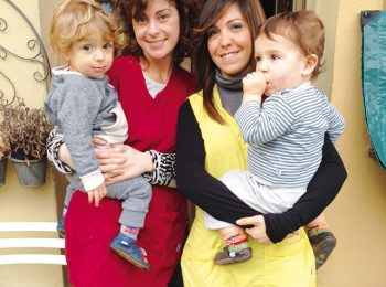 Asilo Republic: la storia di quattro famiglie e un micronido in cohousing