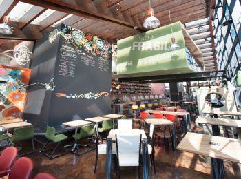 La birreria Open Baladin di Torino: street food nello skate park del centro