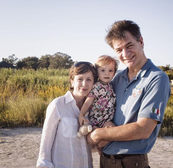 Un papà spaziale: l'astronauta Paolo Nespoli si racconta