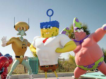 Spongebob – Fuori dall'acqua